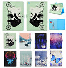 UK Leather Flip Magnetic Smart Case Cover & Card Solt For iPad 1 2 3 4 Mini Air