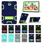 "Shockproof Heavy Duty Hybrid Protect Case Cover For Samsung Tab A 10.1"" SM-P580"