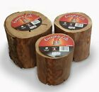 Outdoor Evening Lighter Swedish Candle Fire Log Torch Kiln Dried Garden Party