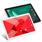 NEW 10.1'' Tablet PC Android 7.0 Quad Core 16GB 10 Inch HD WIFI 2 SIM 3G Phablet