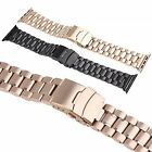 38mm Metal Stainless Steel Strap Classic Buckle Adapter WatchBands for Apple