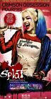 SPLAT Hair Color Dye DC Comics Suicide Squad Harley Quinn - Crimson or Raspberry