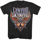 LYNYRD SKYNYRD Crossed Guitars T-SHIRT OFFICIAL MERCHANDISE