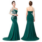 Women Formal Long Evening Ball Prom Gown Pageant Party Bridesmaid Cocktail Dress