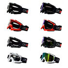 Motocross Racing ATV Dirt Bike Motorcycle Goggles Eyewear Lens Ski Scooter HY