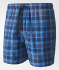 Adidas CHECK WATER Swimsuit shorts Navy with pockets