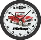 1957 CHEVROLET 3100 PICKUP TRUCK WALL CLOCK & FREE USA SHIPPING!