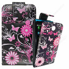 New Top Magnetic Flip Wallet Leather Case cover For Nokia/Microsoft Lumia Models