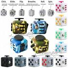 Fidget Cube Anxiety Stress Relief Focus Toy Kid Adult Attention Therapy With BOX