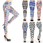 Sexy Trousers Women Slim Stretch Leggings Pencil Skinny Pants Casual One size