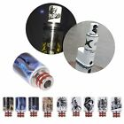 Ceramic & Steel Drip Tip 510 Mouthpiece Fit for Egoo One Mega VT/Melo 2 Hot