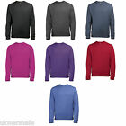 AWDIS HEATHER SWEATSHIRT S-XXL JH040