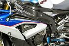 Ilmberger GLOSS Carbon Fibre Left Right Frame Covers Protectors BMW S1000RR 2015