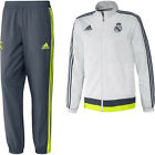 Adidas Real Madrid Boys Tracksuit Official Football Junior Track Top/Pants New