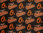 Baltimore Orioles Dog Bandana MLB Dog over the collar / New design