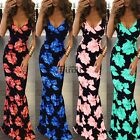 Women Summer Long Maxi Evening Party Cocktail Beach Dresses Sundress  TXCL01