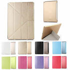 Smart Stand Magnetic Fold Leather Case Cover for Apple iPad 4 3 2 5 Mini Air Pro