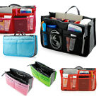 Travel Handbag Cosmetic Makeup Pouch In Bag Storage Organizer Insert Purse