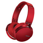 Sony MDR-XB950B1 Wireless Over-Ear Headphones with Mic and EXTRA BASS