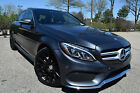 2015+Mercedes%2DBenz+C%2DClass+4MATIC+AMG+PACKAGE%2DEDITION++Sedan+4%2DDoor