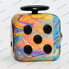 Fidget Cube Children Desk Toy Adults Stress Relief Cubes Toys Fun Gifts UK Stock