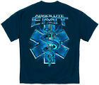 EMS T-Shirt Absolute Emt Snake Navy