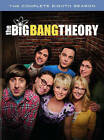 The Big Bang Theory: The Complete Eighth Season 8 (DVD, 2015) NEW, loose disc