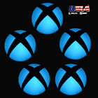 Logo Power Button Decal Colorful LED Skin Sticker for Microsoft Xbox One Console