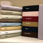 300 TC  Striped Bed Sheet Set Cotton  Silky Soft Sheets