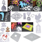 Metal Cutting Dies Stencil Scrapbooking Paper Card Album Embossing Photo Crafts
