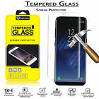 For Samsung Galaxy S8+ Plus / S8 Anti-Scratch Tempered Glass Screen Protector
