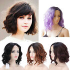 Full Wig Lace Front Hair Heat Resistant Synthetic Wigs For Women Ladies Fashion
