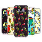 HEAD CASE DESIGNS BIRDS AND FRUITS SOFT GEL CASE FOR SAMSUNG GALAXY S8+ S8 PLUS