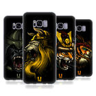 HEAD CASE DESIGNS WARRIORS FROM THE WILD GEL CASE FOR SAMSUNG GALAXY S8+ S8 PLUS