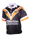 WESTS TIGERS NRL 2000 RETRO HERITAGE REPLICA MENS JERSEY