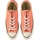 Converse Chuck Taylor All Star CT70 OX Lo Canvas Trainers Wild Mango Egret
