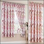 Blossom 3 Pass Blackout Lined Tape Top Curtains - Accessories Available