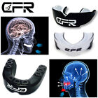 UK Air Gel Gum Shield Mouth Guard Teeth Protector Boxing MMA Rugby Adult Junior