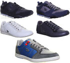 Diesel Wanted Mens Leather Trainers Size 6 7 8 9 10 11 12 13