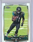 2014 MARQISE LEE TOPPS CHROME ROOKIE #126