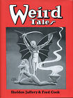 The Collector's Index to Weird Tales by Sheldon Jaffery & Fred Cook-1st HC/DJ