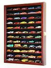 Hot Wheels Matchbox Car Display Cases Wall Rack Cabinet - Lockable 98% UV