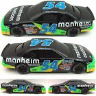 #54 ROBERT PRESSLEY MANHEIM 1994 RACING CHAMPIONS 1/24 DIECAST NASCAR COIN BANK