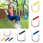 SWING SEAT Plastic Set with Chain Accessories Playground Outdoor Kids 4 Colours