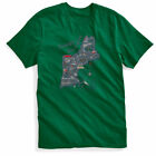 EMS Men's Visit New England Graphic Tee