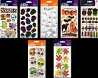 U CHOOSE Sticko HALLOWEEN & FALL Stickers LEAVES GHOSTS CANDY SKULLS COSTUMES