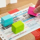 Thboxs 1Pcs Roller garbled confidential Stamp Messy Code Office Security seal
