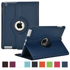 for iPad Pro 10.5 2017 Smart Case Cover & Sleep Wake 360 Degree Rotating Stand