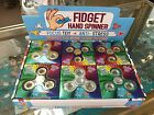 FIDGET HAND SPINNER FOCUS TOY (MULTIPLE COLORS AVAILABLE - ANTI-STRESS