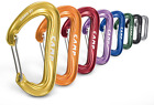CAMP NANO 22 Wiregate Carabiners Color Variety